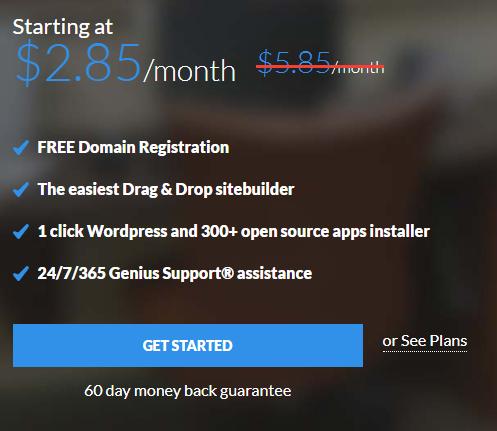 TMD hosting price