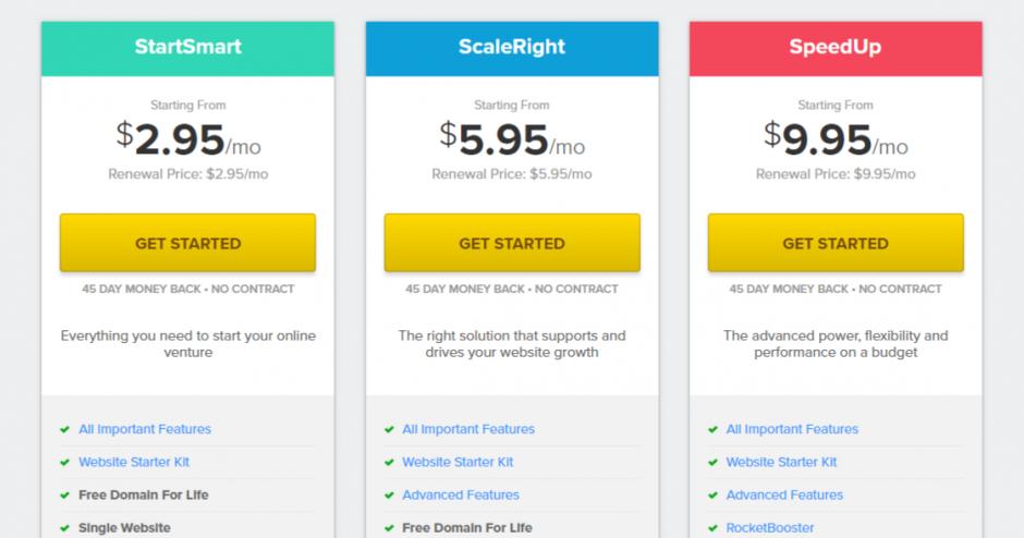 buy Fastcomet hosting