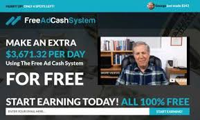 What Is Free Ad Cash System (detailed 2019 review with video)