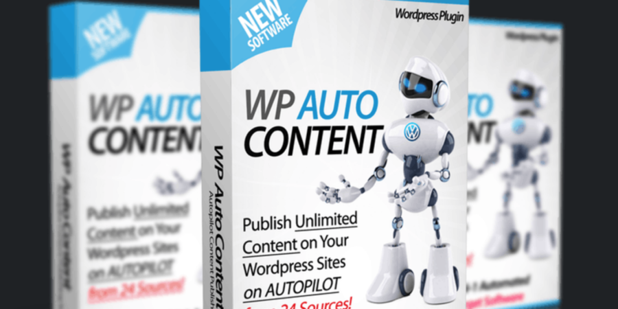 what is wp auto content about