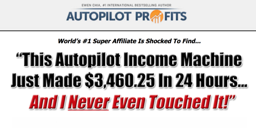 What Is Autopilot Profits About: Can You Make $3.4K in a Day?
