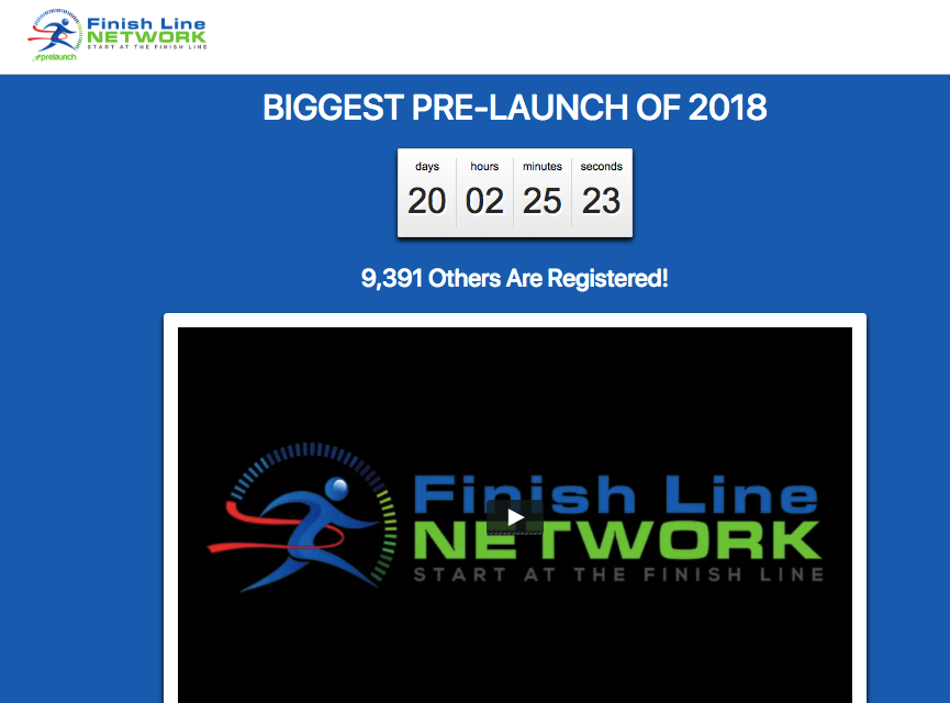 Finish Line Network Review: Biggest Scam of 2018??!
