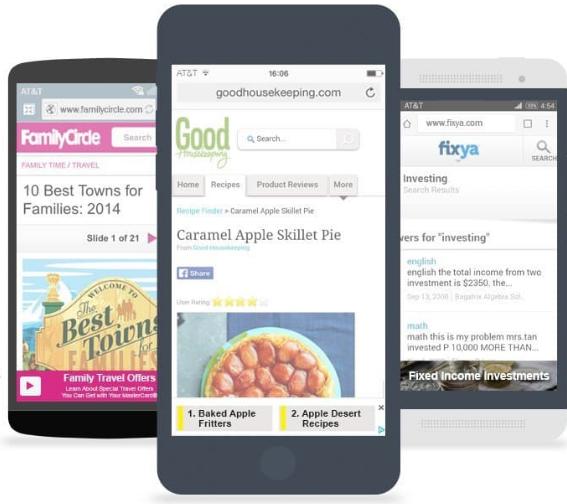 media.net mobile ads