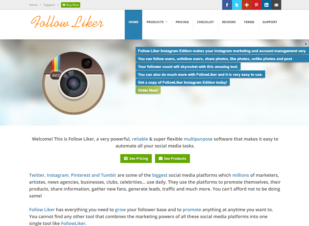 FollowLiker Review: Can You Get 500 Instagram Followers in a Day?!
