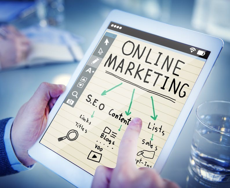 what is the affiliate marketing business model
