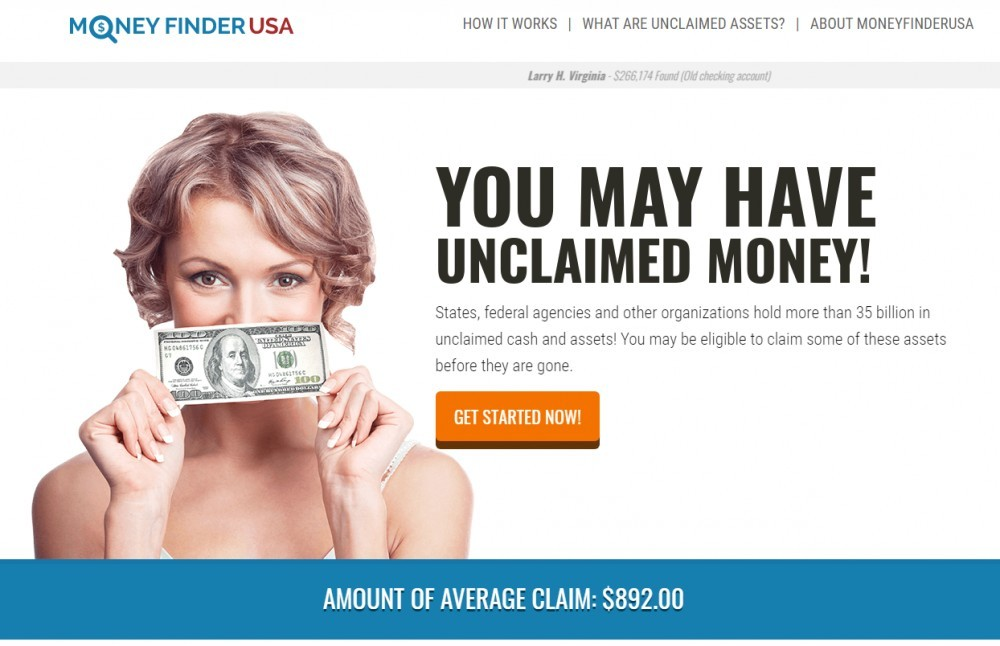 Money Finder USA
