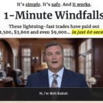 What Is 1 Minute Windfalls About (1-Munute Windfalls Review)